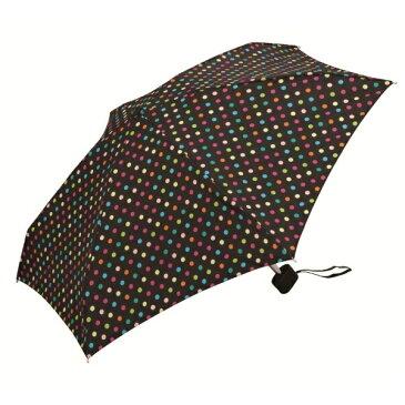 【驚きの小ささ!】折りたたみ傘Tiny(マーブルドット)/kiu