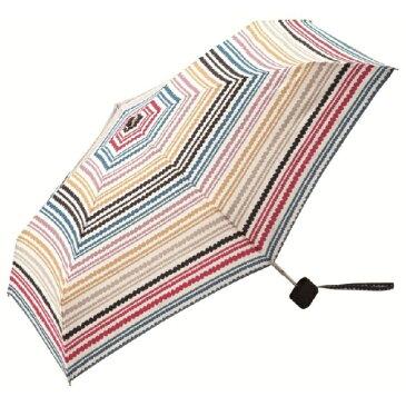 【驚きの小ささ!】折りたたみ傘Tiny(カラードットライン)/kiu