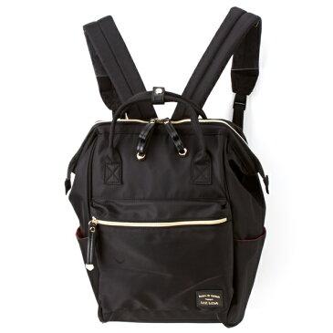 サテンナイロン角型リュック/リズリサ(バッグ&ウォレット)(LIZ LISA Bag&Wallet)