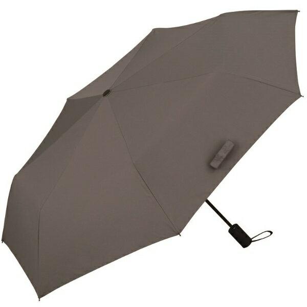 『濡らさない傘』メンズ自動開閉折りたたみ傘(アンヌレラビズ58cm)/アンヌレラbyWPC