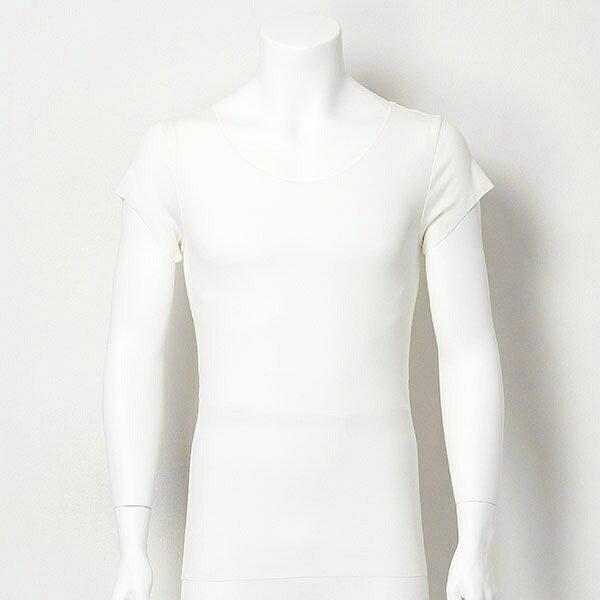 グンゼ『シークプレミアムラインDRYFEELボートネックTシャツ(EE6512)』