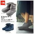 防水ブーツ(W NUPTSE WP4 SHORT)/ザ・ノース・フェイス(THE NORTH FACE)