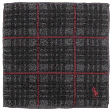 【25×25cm】タオルハンカチ(メンズ)/ポロ ラルフローレン(ハンカチ)POLO RALPH LAUREN(Handkerchief)