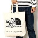 【THE NORTH FACE/ノースフェイス】バッグ(TNF オーガニックコットントート)/ザ・ノース・フェイス(THE NORTH FACE)