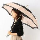CAMBRIDGE UNIVERSITY POLO CLUB ジャンプ傘 60cm ボーダー柄 [3色]長傘 ケンブリッジポロ レディース 婦人 女性 傘 雨傘 耐風骨 おしゃれ かっこいい かわいい 通勤 通学 折れにくい 丈夫 ブランド