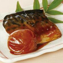 氷温®熟成紀州南高梅と鯖の煮付
