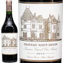フランス 赤ワイン シャトー・オーブリオン 2013 ボルドー プリムール 五大シャトー