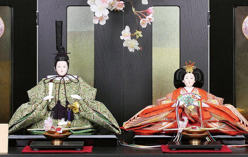 平安優香作 菊花 ゴブラン帯 唐花紋 京十一番