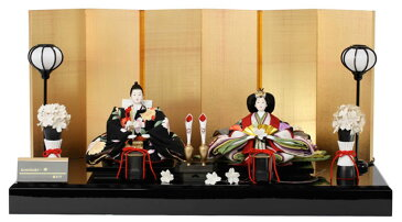 雛人形 後藤人形 後藤由香子 ひな人形 雛 親王飾り 雛 平飾り 雛 名匠・逸品飾り 雛人形 藤匠作 kotobuki-華 寿 ことぶき はな お雛様 おひなさま goto-kotobuki-h おしゃれ かわいい 人形屋ホンポ