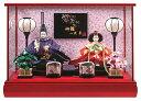 雛人形 久月 ひな人形 雛 ケース飾り 親王飾り 御雛 三五親王 【2021年度新作】 h033-k ...