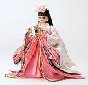 雛人形 リカちゃん 限定 久月 ひな人形 立ち雛 立雛 単品 (白) 雛 名匠・逸品飾り 雛人形 シリアル入 お雛様 おひなさま h273-ri-10-h おしゃれ かわいい 人形屋ホンポ