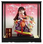 浮世人形 ケース飾り 福印8 虹 まりA