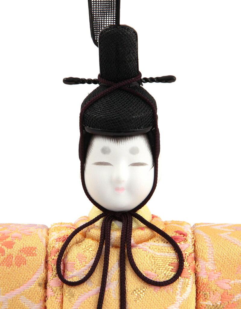 真多呂作 古今人形 春桜立雛セット