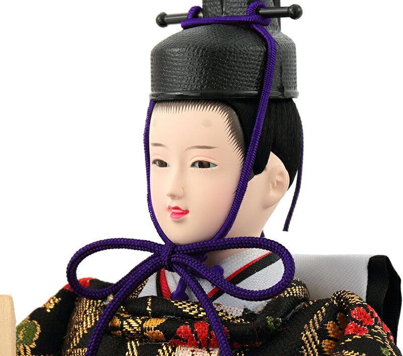 雛人形 ひな人形 小さい コンパクト 雛人形 雛 ケース飾り 雛 五人飾り ひな人形 小さい ケース 桜 本焼桐 アクリルケース オルゴール付 お雛様 おひなさま h273-sg-7-25