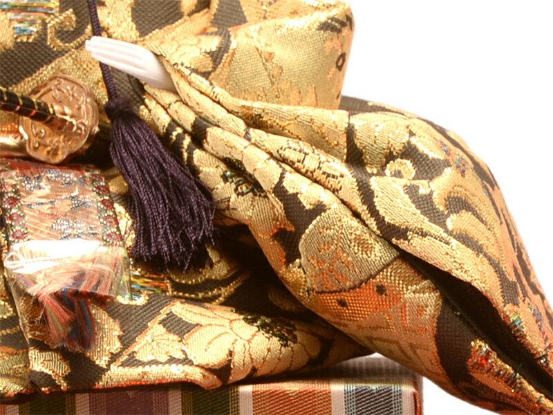 大三五親王 パノラマ 紫檀 紅溜