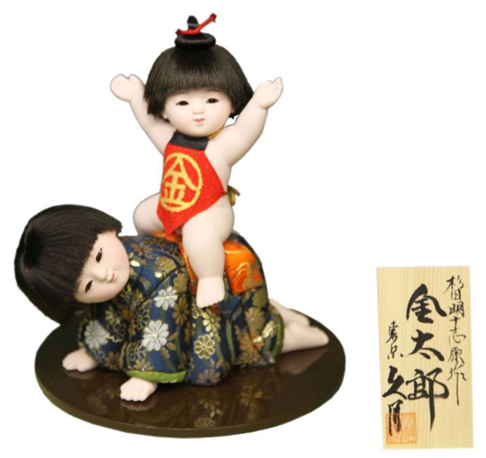 木目込人形飾り 浮世人形 杉田明十志原作