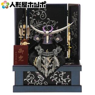 五月人形の収納飾りは台座が飾り台になってコンパクト!名高き戦国武将の兜ランキング≪おすすめ10選≫の画像