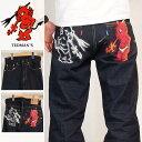 テッドマン デニムパンツ TEDMAN devil-003