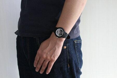 【到着後レビューを書いて送料無料・1年保証】アディダスadidasADH3050トレフォイルロゴボーイズサイズ女性用腕時計レディーススポーツウォッチアバディーンABERDEENブラック/黒・ホワイト/白・シルバー【プレゼント・軽量】ADH-3050モノトーン
