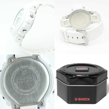 【安心2年保証】G-SHOCK(ジーショック)CASIO(カシオ)腕時計SOLIDCOLORSソリッドカラーズDW-6900WW-7DW6900WW-7マットホワイト純白【対応】【即納】【_包装】【コンビニBOX受取対象商品】白色ホワイト三つ目