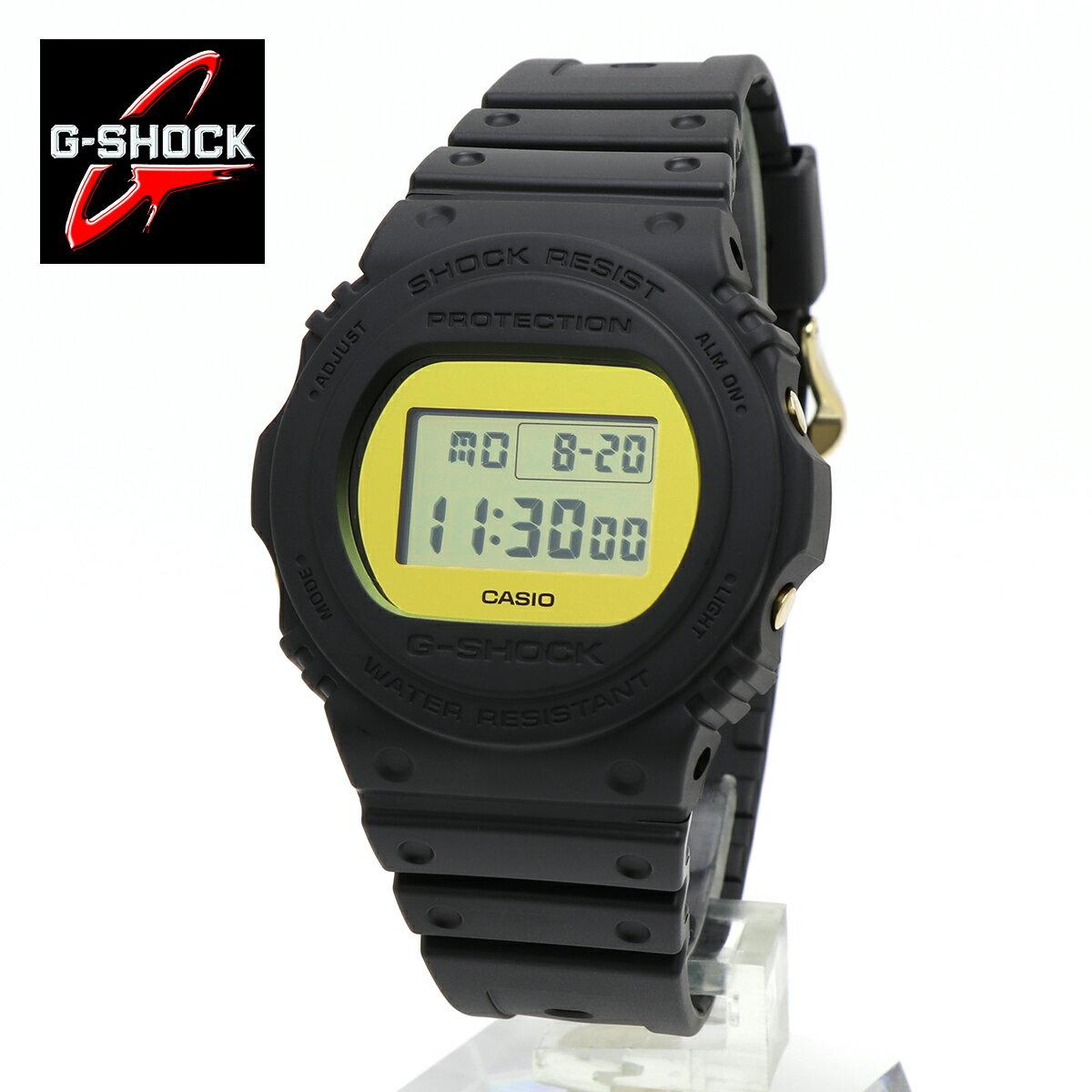CASIO G-SHOCK gold 35 CASIO G-SHOCK DW-5700BBMB-...