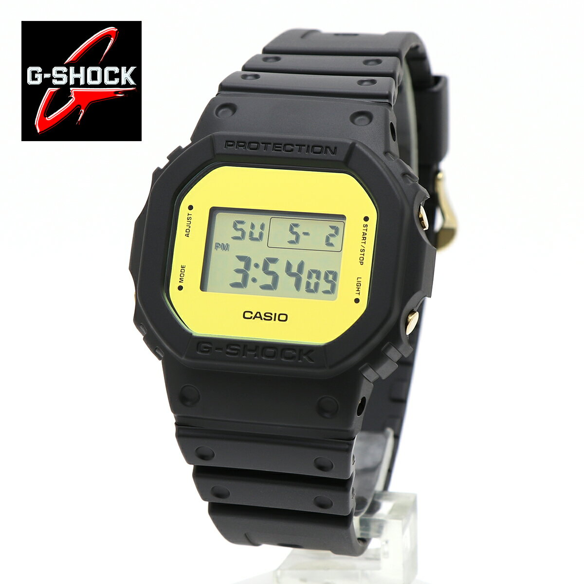 腕時計, メンズ腕時計 35 CASIO G GSHOCK DW-5600BBMB-1 Metallic Mirror Face