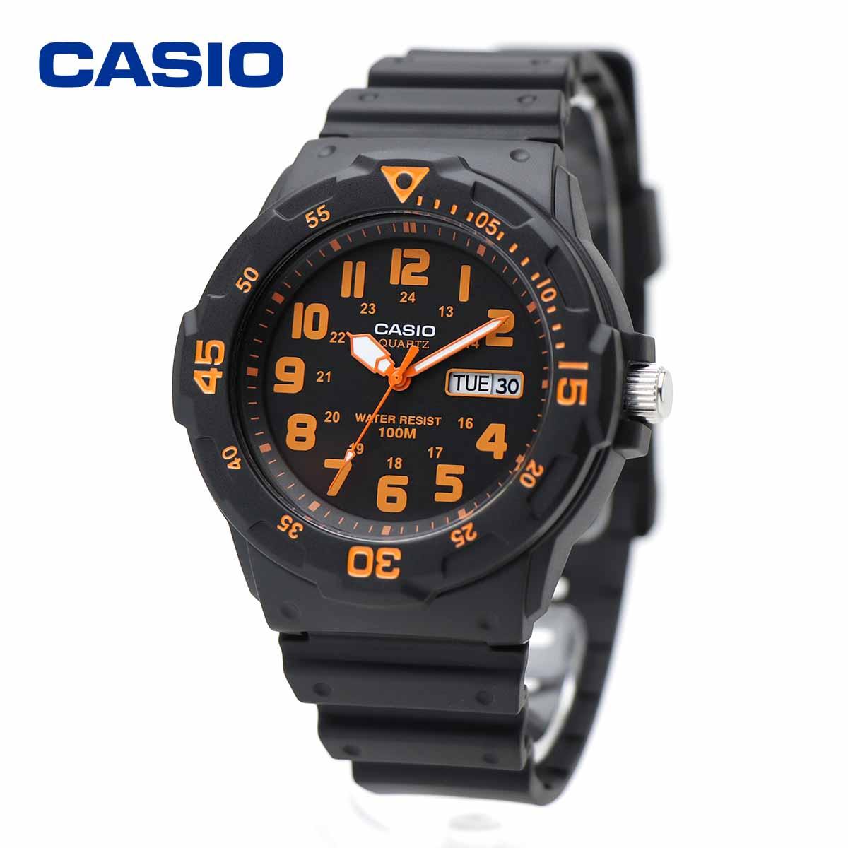 CASIO Dive watch CASIO MRW-200H-4BV