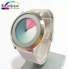 北欧デザイン・超個性的腕時計【1年保証】RAINBOW WATCH レインボーウォッチ [In…