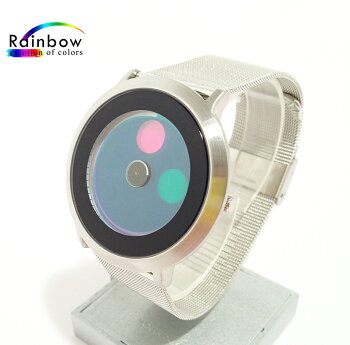 RAINBOWWATCH�쥤��ܡ������å�[InspirationONE]COLOURINSPIRATION�ɥ��ġ��ǥ����ʡ��������å���󥺡���ǥ������ӻ��ץڥ���