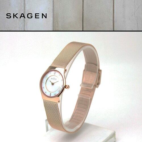 スカーゲン SKAGEN 233XSRR ウルトラスリム ultra slim スチール STEEL ...