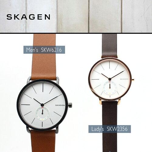 スカーゲン SKAGEN ペアウォッチ ペアー 腕時計 SKW6216 SKW235...