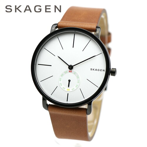SKAGEN スカーゲン 男性用 腕時計 SKW6216 HAGEN ハーゲン ブラ...