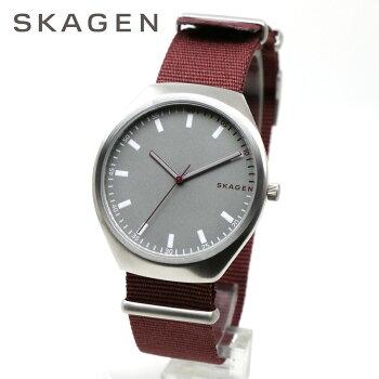【到着後レビューを書いて送料無料】【2年保証】SKAGENスカーゲン腕時計北欧生まれの超薄型デザインウィッチ!メンズ男性用233XLTTNTITANIUMチタンケースメタリックブルー【あす楽】