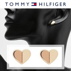 【ラッピング無料】トミーヒルフィガーtommyhilfigerハートピアス2780299ハートピアスシルバーミラースタッドピアス銀レディースレディス女性アクセサリーアクセトミー
