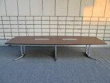 【中古】オカムラRATIO2会議テーブル