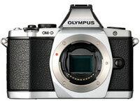 【商品サイズ:60】【キャンセル・返品不可商品】OLYMPUS OM-D E-M5 OM-D E-M5 SILVER【お取り...
