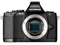 【商品サイズ:60】【キャンセル・返品不可商品】OLYMPUS OM-D E-M5 OM-D E-M5 BLACK【お取り寄...