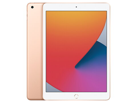 iPad 10.2インチ 第8世代 Wi-Fi 32GB 2020年秋モデル MYLC2J/A [ゴールド]【お取り寄せ(納期未定)】※2ヶ月以上