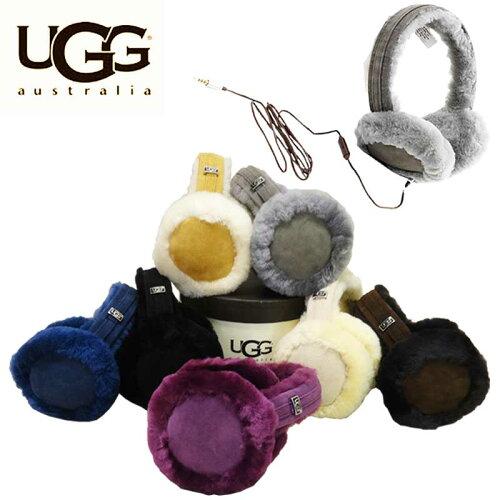 あす楽 ■正規品■〔ヘッドホン兼用〕 UGG australia CLASSIC EARMUFF W/SPEAKER TECHNO...