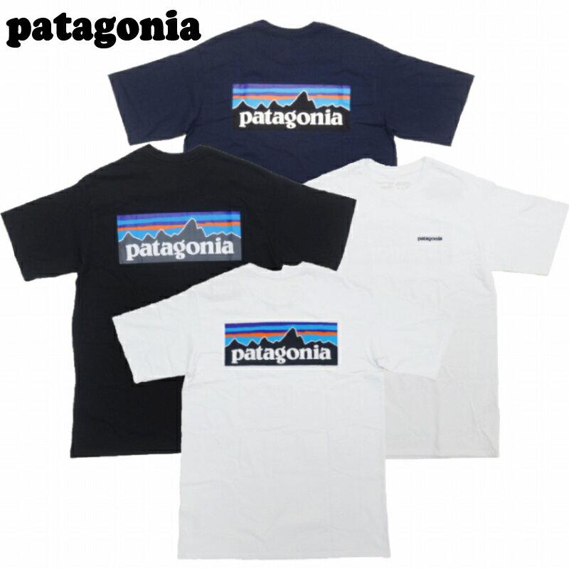 トップス, Tシャツ・カットソー  Patagonia Mens P-6 Logo Responsibili-Tee 38504 TEE T-SHIRT T P-6 T