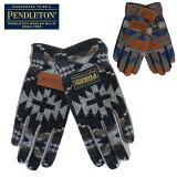 【あす楽】 PENDLETON PDW MENS GLOVE / ペンドルトン / メンズ グローブ / 手袋 / PDT-000-183020