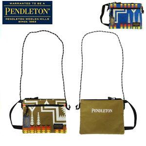 【あす楽】PENDLETON / HRD SACOCHE / サコッシュ / ショルダー / バッグ / ポーチ / メンズ / レディース / ユニセックス / ペンドルトン / PDT-000-191010
