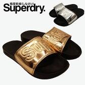 【あす楽】Superdry.極度乾燥(しなさい) スーパードライ / SUPERDRY POOL SLIDE / プール スライド / Pool Sliders / プール スライダー / ビーチサンダル / SANDAL / WOMENS / レディースファッション / GF3016SOF1