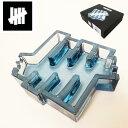 【あす楽】UNDEFEATED(アンディフィーテッド) UNDEFEATED GLASS ASHTRAY / グラス アッシュトレイ / 灰皿 / ガラス / 538193