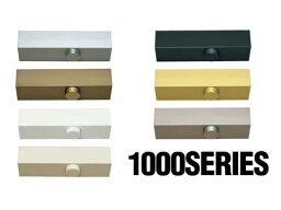 ドアクローザー RYOBI 1000シリーズ 「 S1002PL 」 C1 ( メタリックブロンズ )【 メーカー取り寄せ品 】