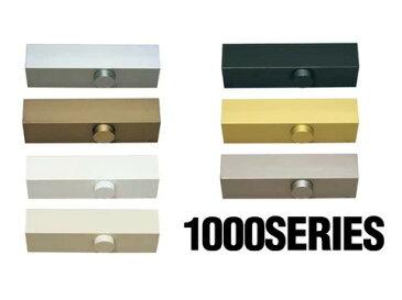 リョービ ドアクローザー RYOBI 1000シリーズ 「1002P」 パラレル型 ストップなし 左右共通【メーカー取り寄せ品】