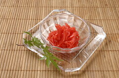 【紅ショウガ・紅生姜・漬物】紅しょうが(刻み)