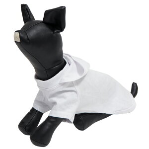 【スマイリーフードTシャツ】ペアルックもできる♪犬服犬服好き名入れ名前入り名前入れ刺繍春夏ブランドおしゃれかわいいフードTシャツパーカー半袖小型犬プレゼントギフト犬の服還暦祝い