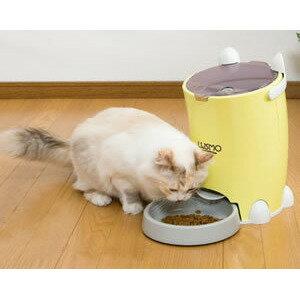 新機能追加!NEWルスモ ペットフィーダ / 自動給餌器 ペットフード ドライ 犬用 猫用 lusmo JAN:4562375880053 #w-110080-00-00