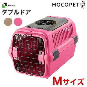 1ec380689e79 価格.com - リッチェル キャンピングキャリー ダブルドア M (犬用 ...